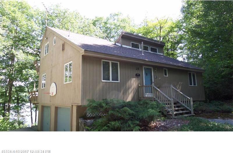 25 Oak Shore Drive,crystal Lk, Harrison, Maine 04040