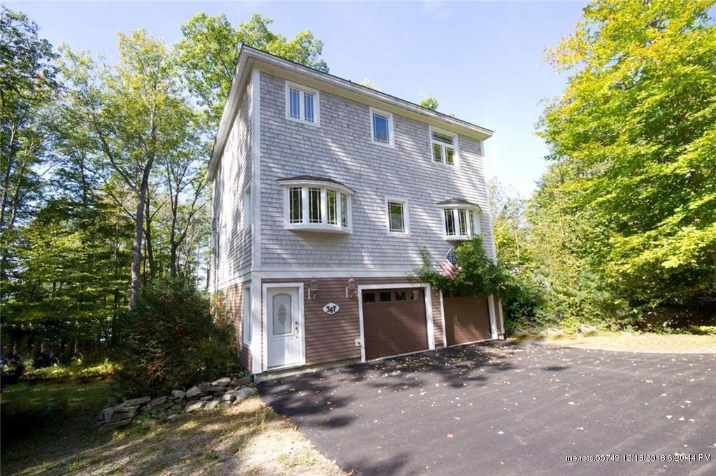 367 Cape Monday Rd, Harrison, Maine 04040