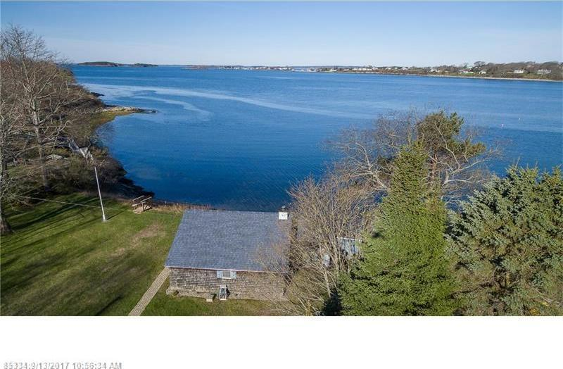 105 W Shore Rd, Harpswell, Maine 04079