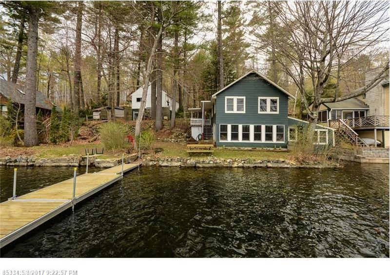 Homes For Sale On Square Pond Maine