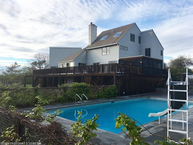 18 Angell Point Rd, Cape Elizabeth, Maine 04107