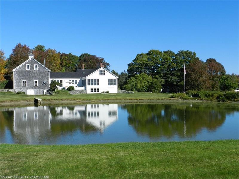 191 Bay Rd, Brooklin, Maine 04616