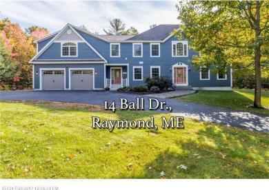 14 Ball Drive, Raymond, Maine 04071