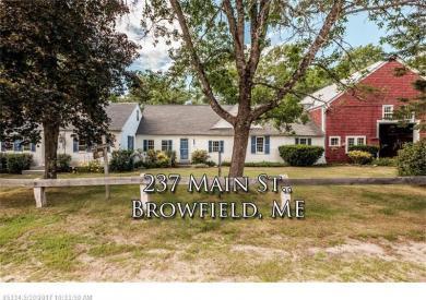 237 Main St, Brownfield, Maine 04010