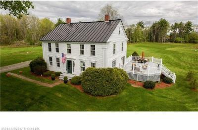 Photo of 69 Old High Rd, Cornish, Maine 04020