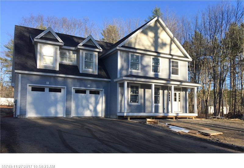 25 Chestnut Lane, Lot 3, Yarmouth, Maine 04096
