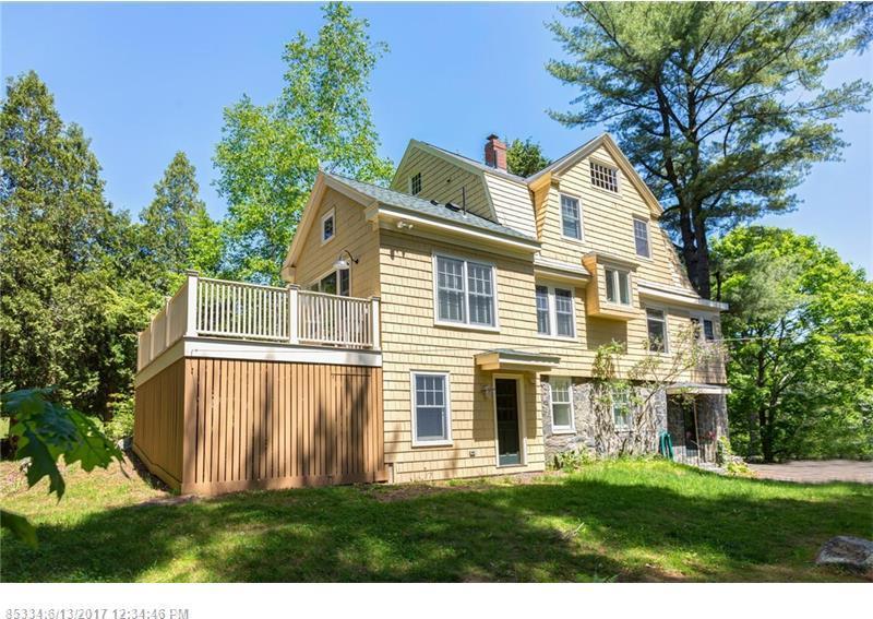 20 Stonybrook Rd, Cape Elizabeth, Maine 04107