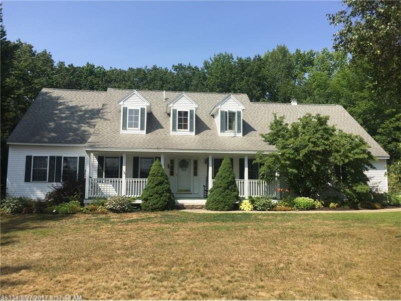 196 N. Gorham Rd., Gorham, Maine 04038