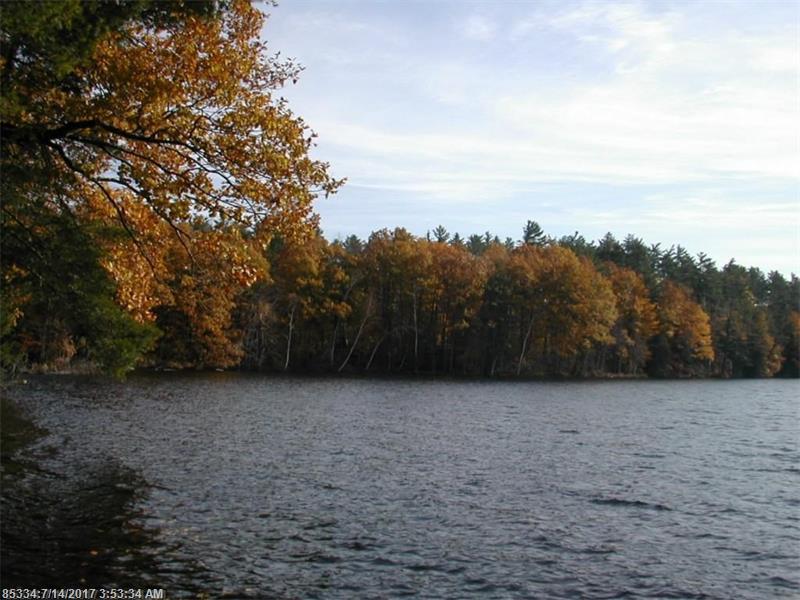 Maine Green Lake Property
