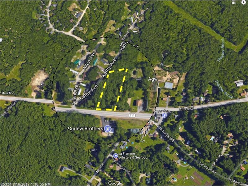Lot 37 Alfred Rd, Arundel, Maine 04046