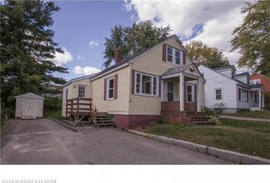 28 Hallowell St, Winslow, Maine 04901