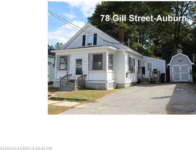 78 Gill St, Auburn, Maine 04210