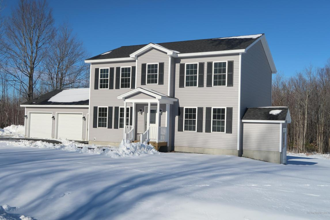 Lot 32 Richard Rd, Sidney, Maine 04330