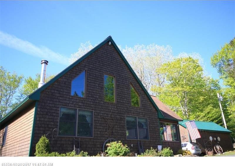 15 Wilson Pond Rd, Greenville, Maine 04441