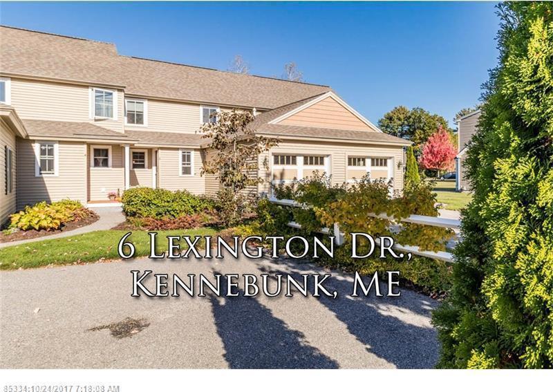 6 Lexington Dr 6, Kennebunk, Maine 04043