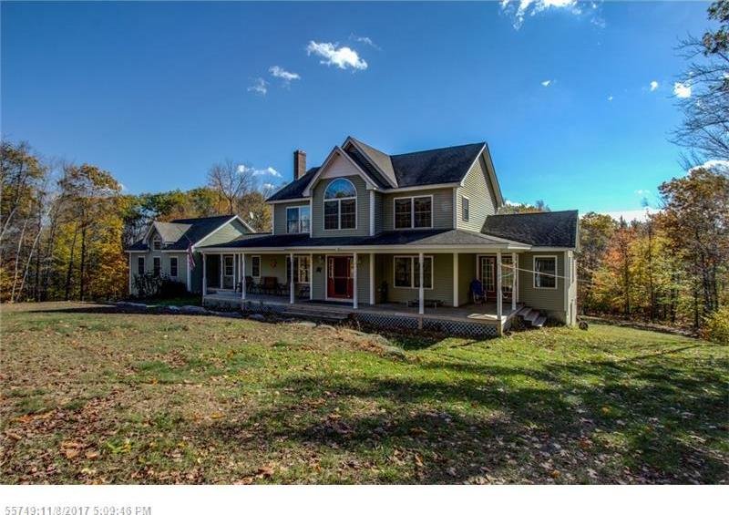 60 Pebble Brook Rd, Alfred, Maine 04002