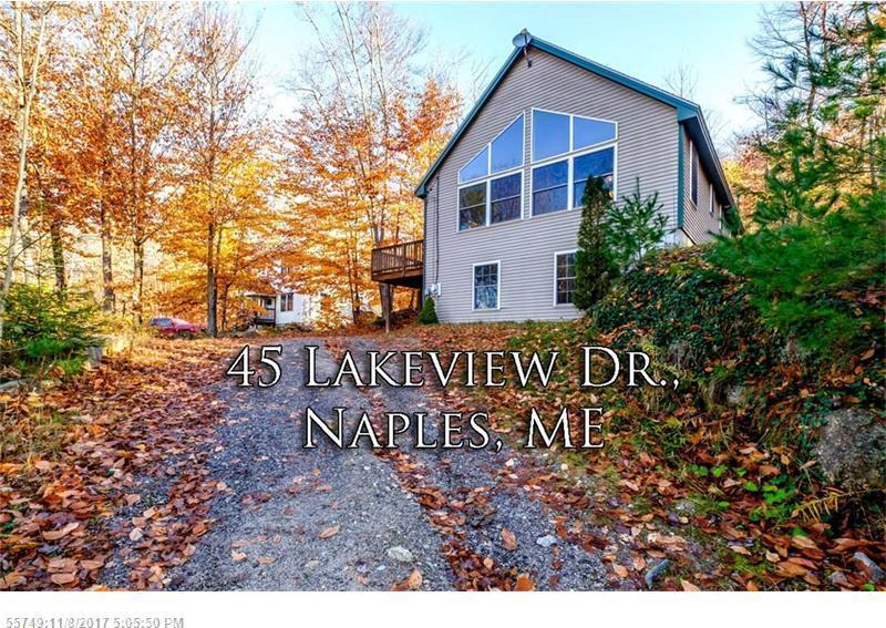 45 Lakeview, Naples, Maine 04055
