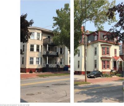 Photo of 493-497 Cumberland Ave, Portland, Maine 04101