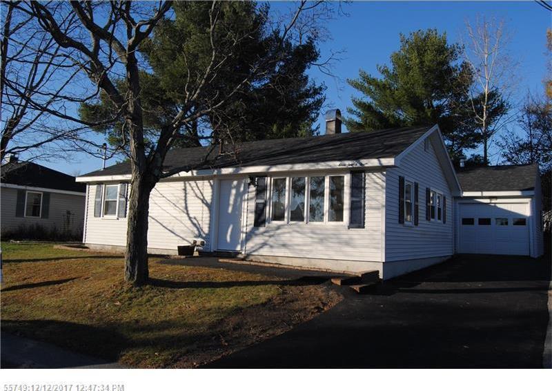 123 Falvey St, Bangor, Maine 04401