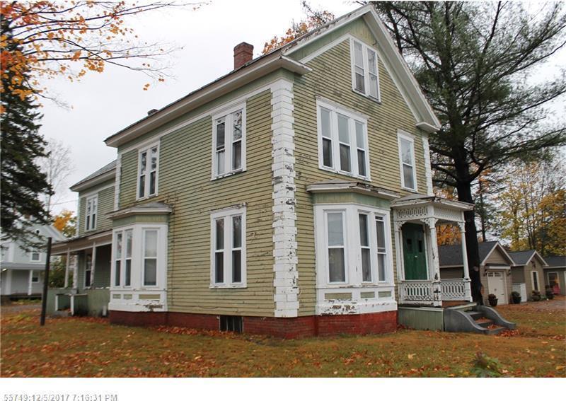 72 Western Ave, Madison, Maine 04950