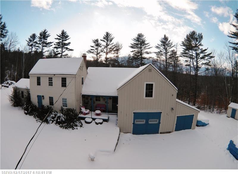 351 Garland Rd, Newfield, Maine 04095