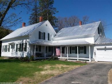 12 Main, Hiram, Maine 04041