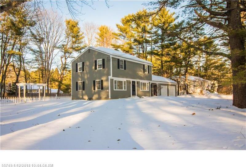 13 Breckan Rd, Brunswick, Maine 04011