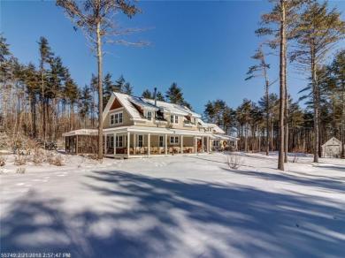 40 Cranberry Ridge Rd, Freeport, Maine 04032