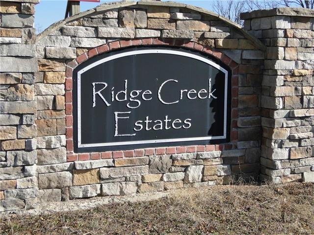 Ridge Creek Estates, Rolla, MO 65401