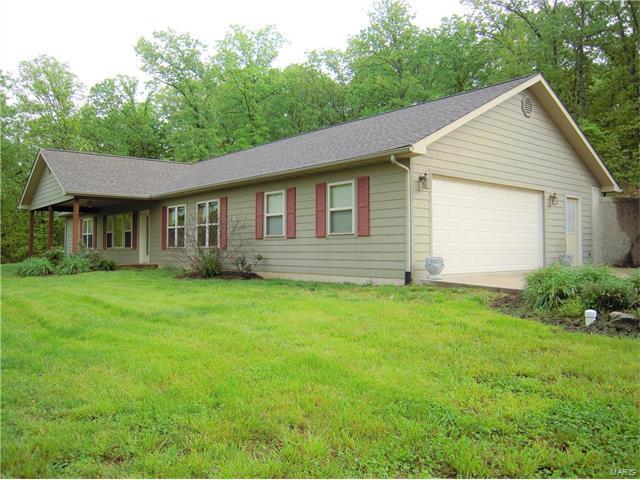 359 Evans Road, Steelville, MO 65565