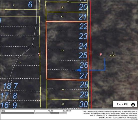 22-27 Lots Piney River Heights, Devils Elbow, MO 65457