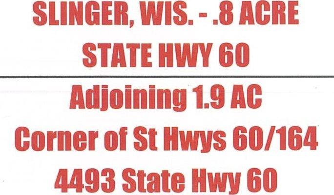 4475 State Road 60, Polk, WI 53086