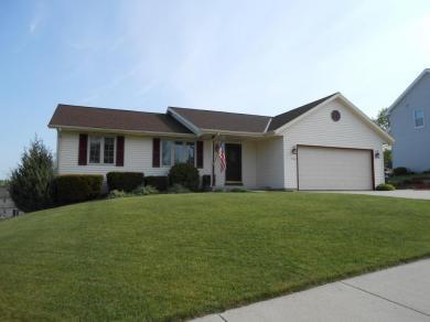 1704 Dandelion Ln, West Bend, WI 53090