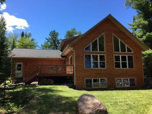 8728 W Elephant Rock Rd, Spider Lake, WI 54843