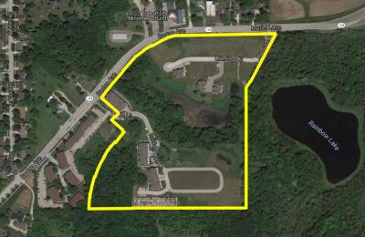 Photo of Lt0 Rainbow Lake Ln, West Bend, WI 53090