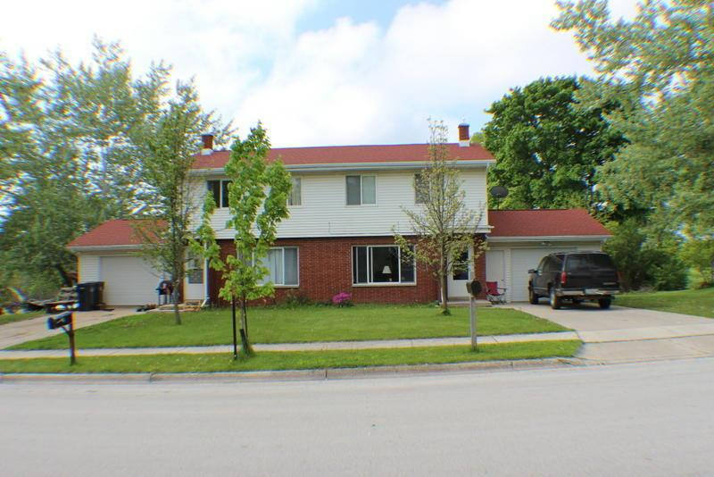 1217& 1221 Reed St, Plymouth, WI 53073