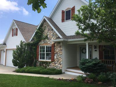 Photo of 1023 Prairie Rd, Plymouth, WI 53073