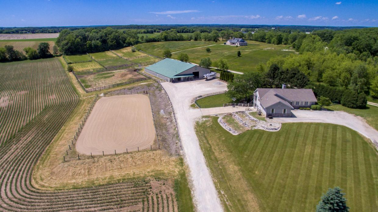 5118 Buena Park Rd, Waterford, WI 53185