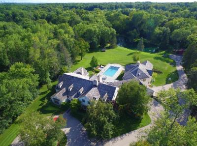 Photo of 8247 N River Rd, River Hills, WI 53217
