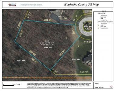 Lot 9 Summerhill Rd, Delafield, WI 53072