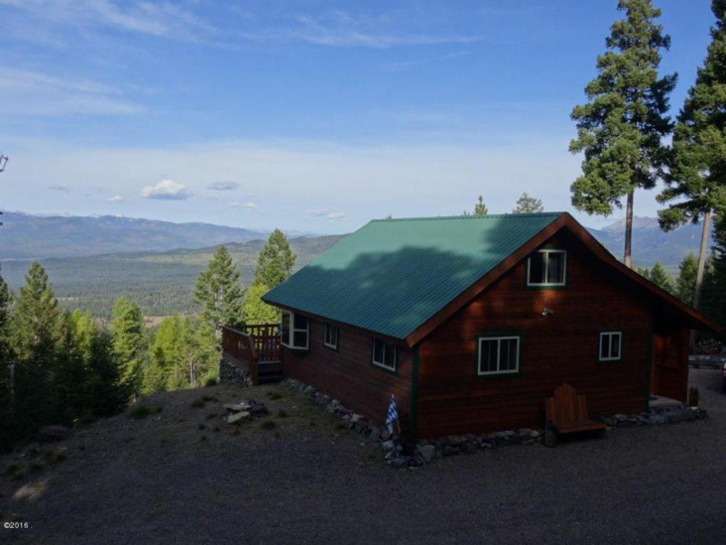 760 Wolverine Drive, Seeley Lake, MT 59868