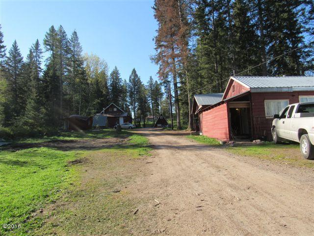 210 Spotted Bear Road, Martin City, MT 59926