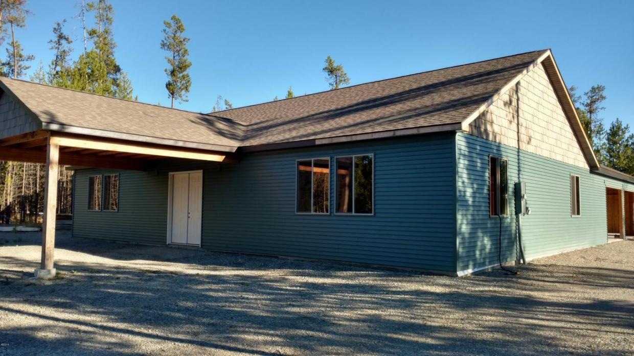 114 Frontier Circle, Marion, MT 59925