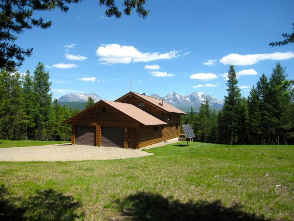 15185 North Fork Road, Polebridge, MT 59928