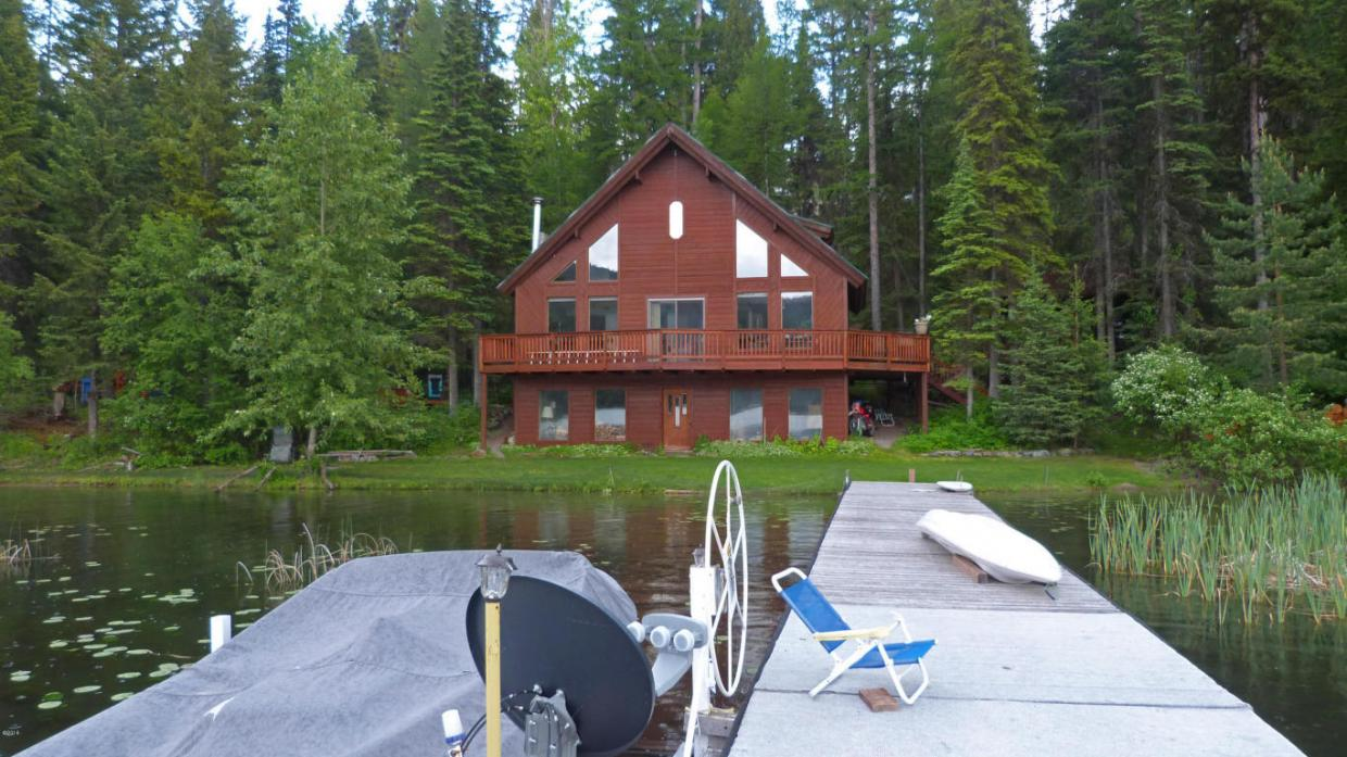 3185 Ashley Lake Road, Kalispell, MT 59901
