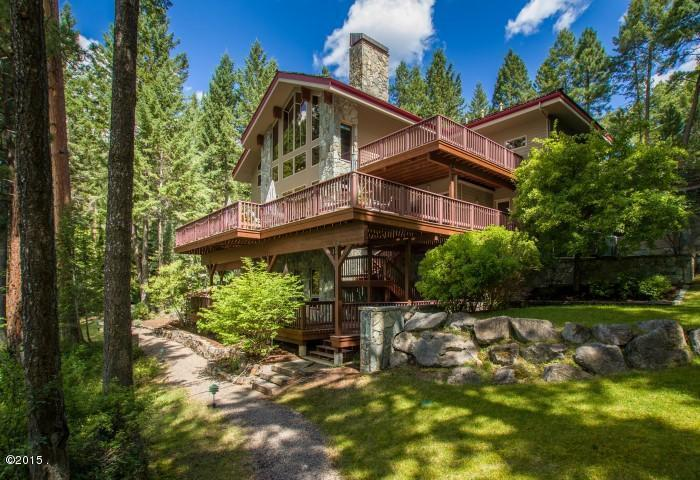 20841 Osprey Loop, Rollins, MT 59931