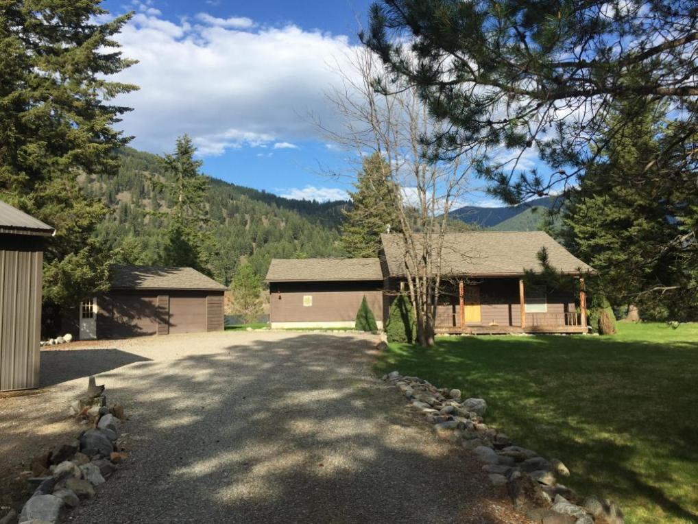 17 Riverfront Drive North, Trout Creek, MT 59874