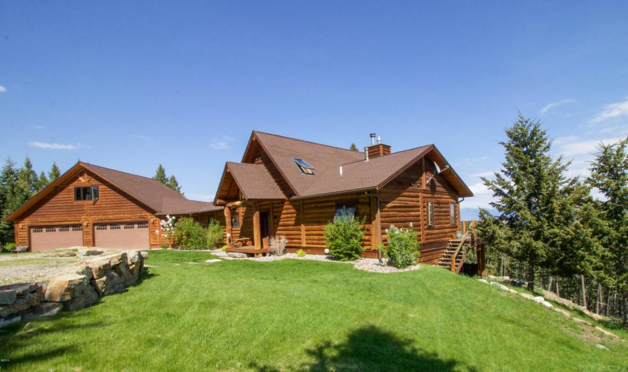 61 Spring Mountain Drive, Kalispell, MT 59901