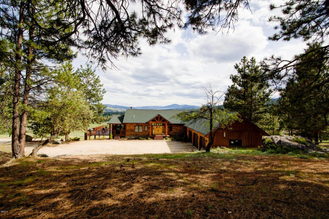 564 Stags Leap Road, Darby, MT 59829