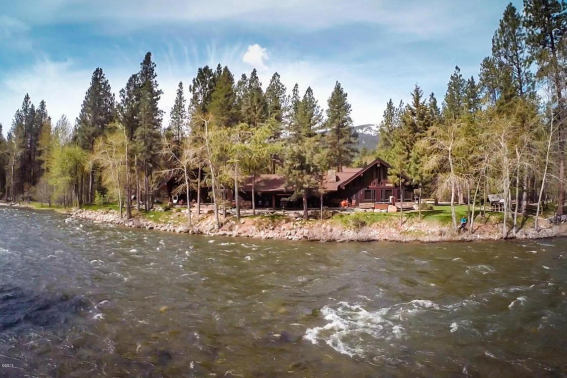 5492 West Fork Road, Darby, MT 59829